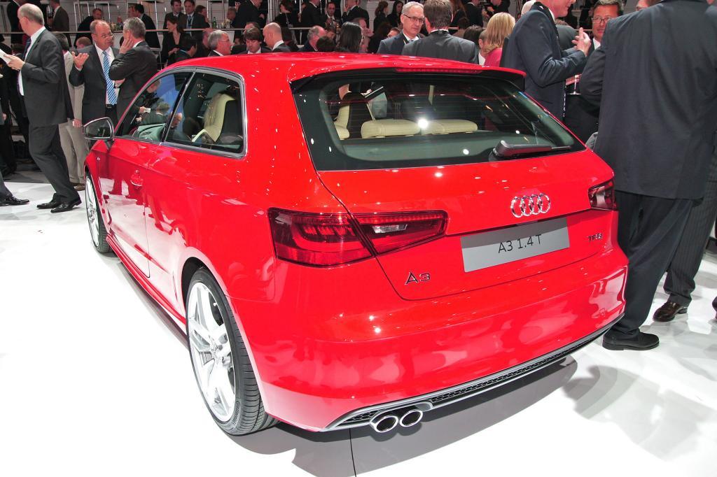 Mit neuen Design und einer Vielzahl anspruchsvoller Technik-Extras will sich der Audi A3 abermals an die Spitze des Segments set
