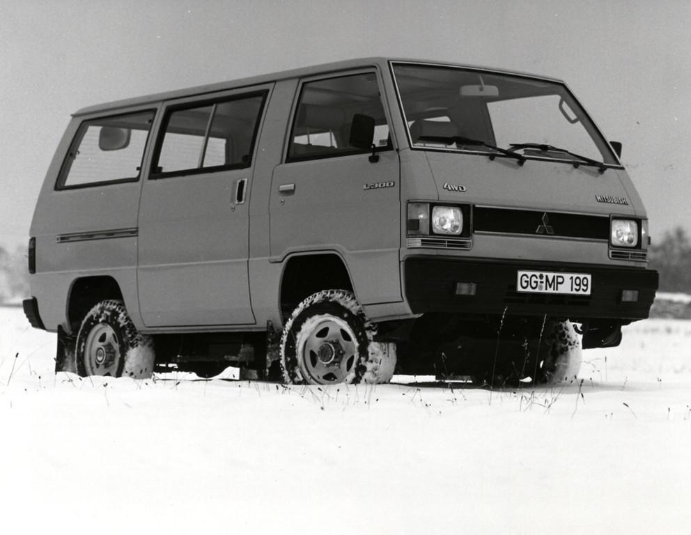 Mitsubishi startete vor 35 Jahren in Deutschland