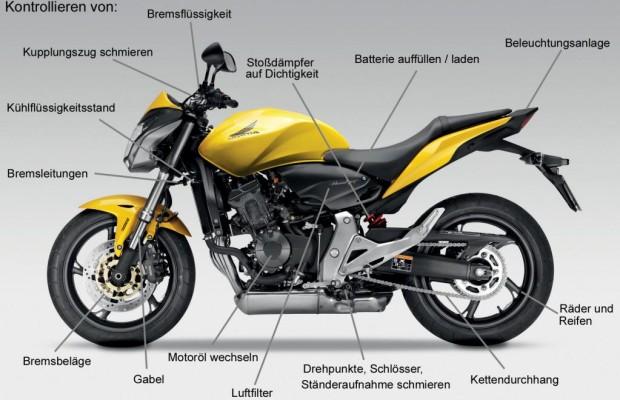 Motorrad: Frühlingskur angesagt