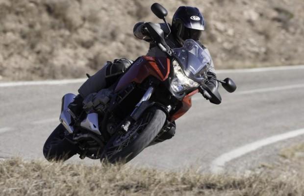 Motorrad: Roadshow bei Honda