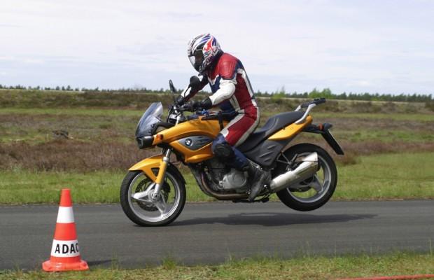 Motorrad-Sicherheit - Sicherer mit ABS