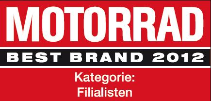 Motorradausstatter Louis Best Brand 2012