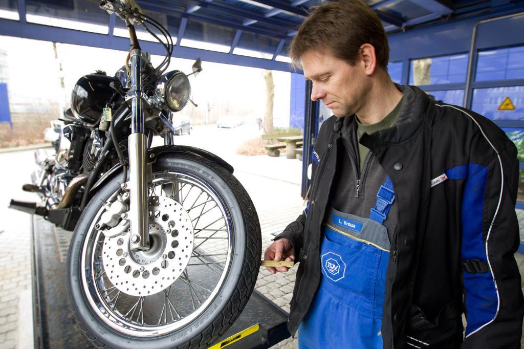 Motorradpflege - Sauber in die neue Saison