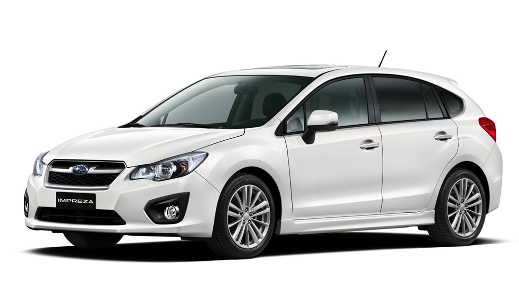 Nächste Generation: Subaru Impreza
