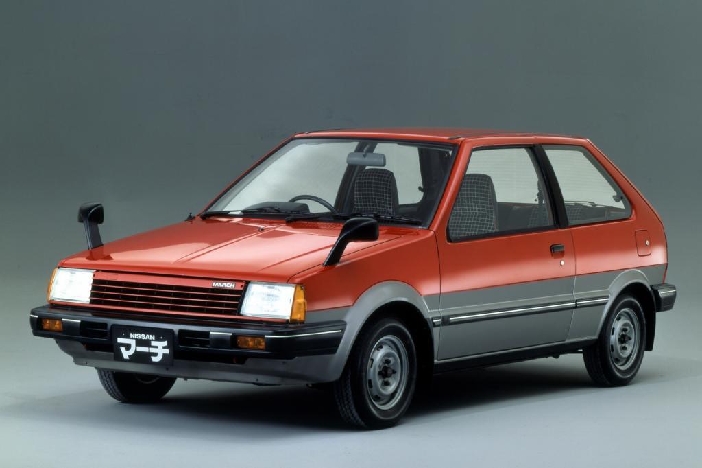 Nissan March Japan Version ab1982