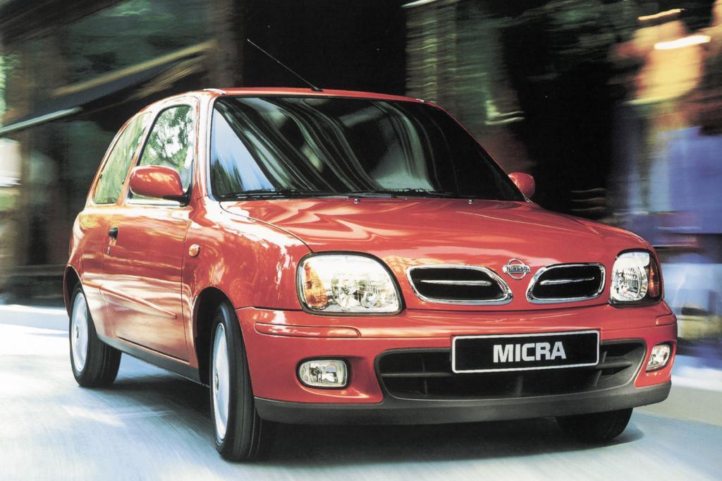 Nissan Micra Sport 2001