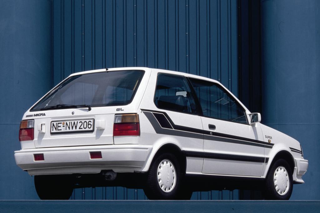 Nissan Micra Super 1985