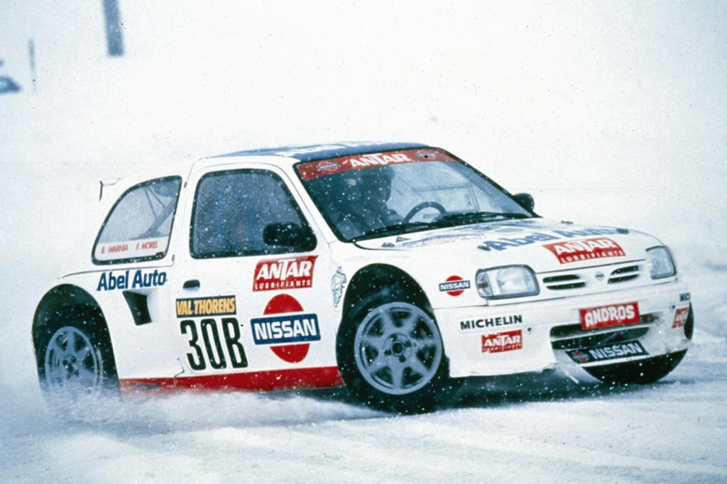 Nissan Micra V6 Trophee Andros 1998