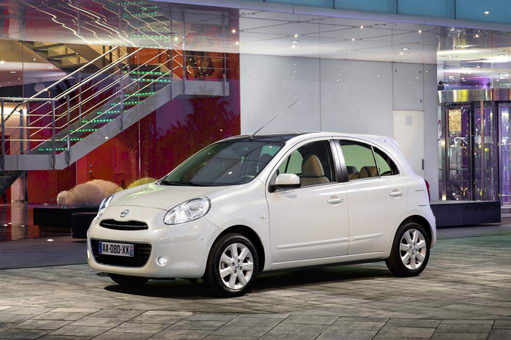 Nissan Micra ab 2010