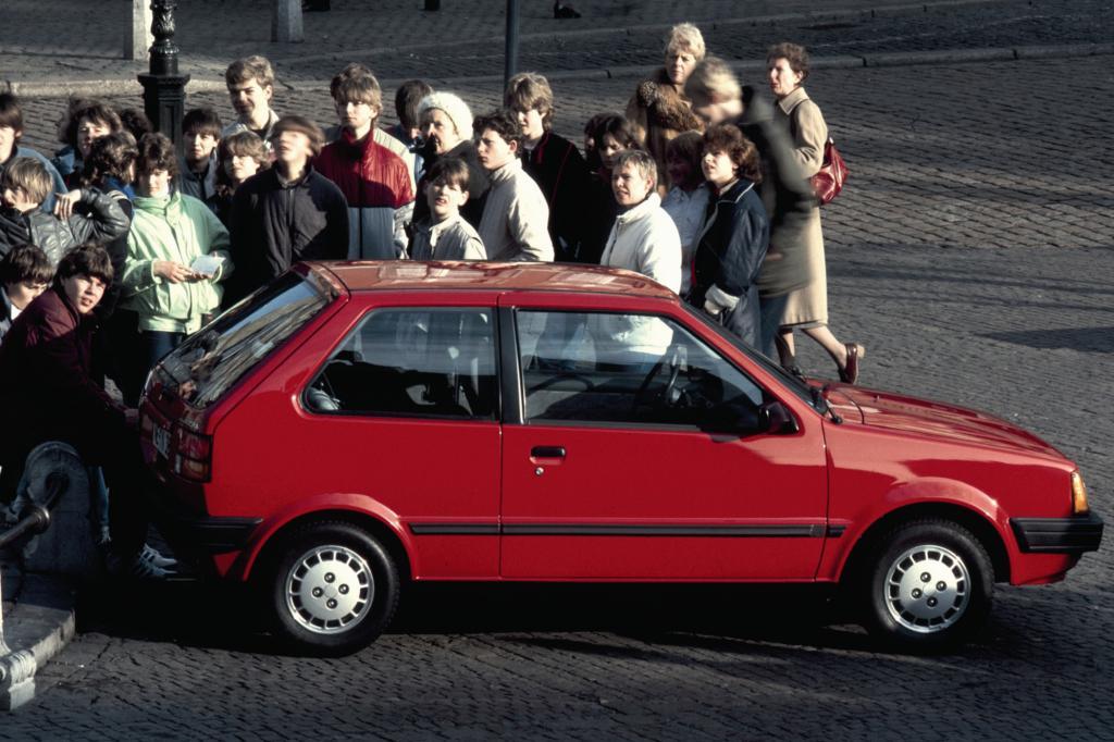 Nissan Micra ab1983