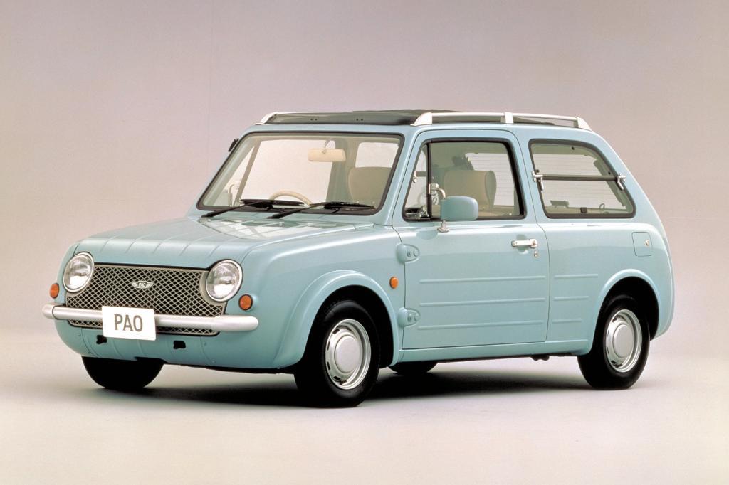 Nissan PAO 1987