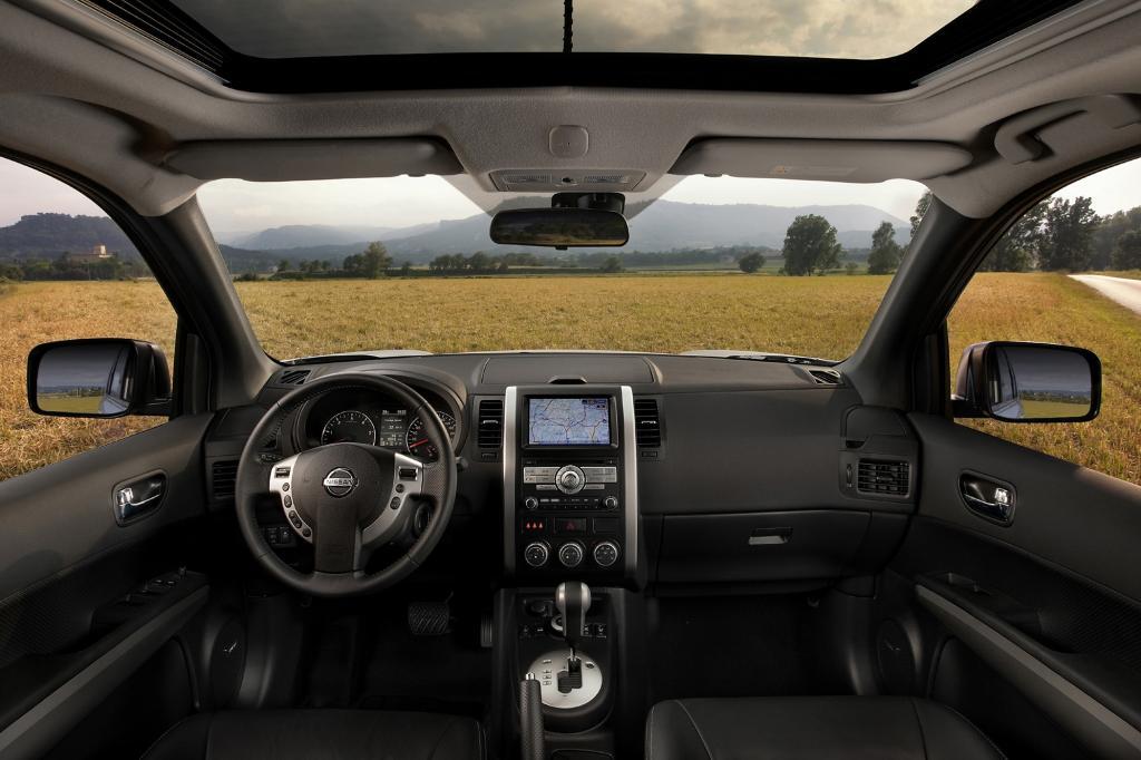 Nissan bietet den X-Trail in Deutschland mittlerweile nur noch mit Dieselmotoren an