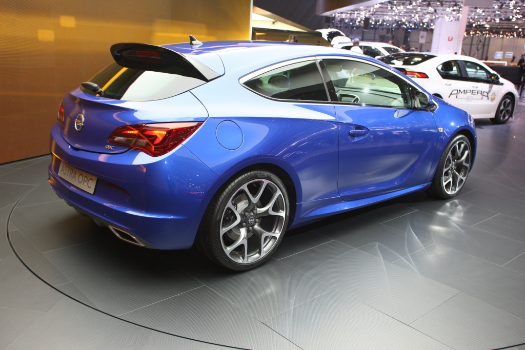 Opel Astra OPC - Stärker und teurer als je zuvor
