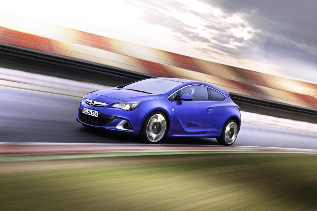 Opel nennt die Preise für den Astra OPC
