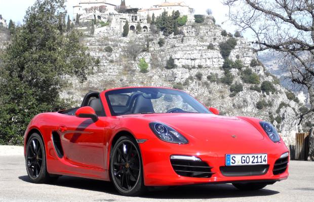 Ordentlich nachgeschärft: Porsche hat die dritte Boxster-Generation am Start