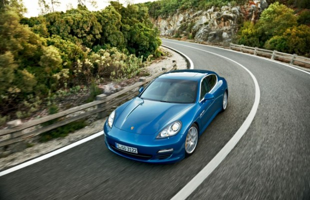 Panamera Hybrid: umweltbewusster Luxussportler