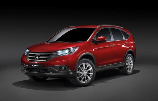Paris 2012: Honda CR-V - Richtig ernst wird es erst im Herbst