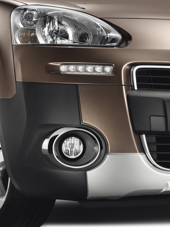 Peugeot Partner fährt überarbeitet ins Frühjahr