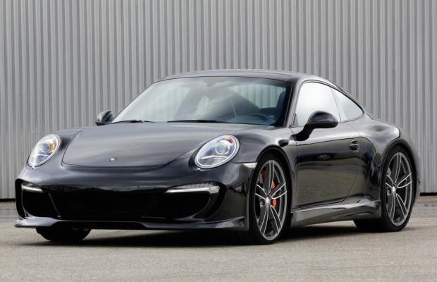 Porsche 911 Gemballa - Breite Legende