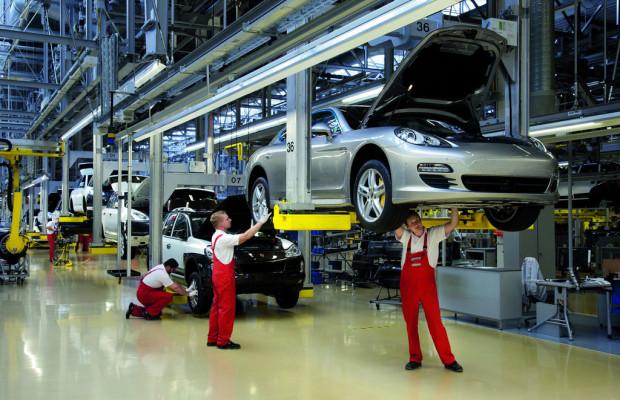 Porsche erzielt Rekordergebnis