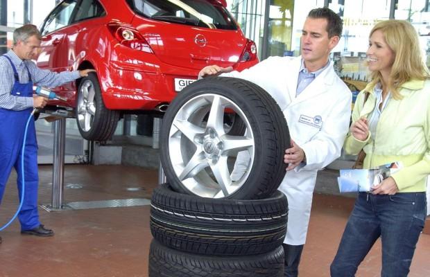 Ratgeber Reifen - Nach Ostern wechseln