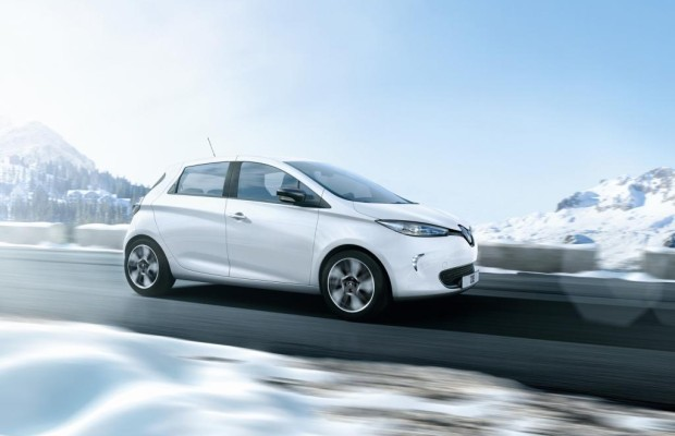 Renault Elektrofahrzeug Zoe - Kauf plus Miete