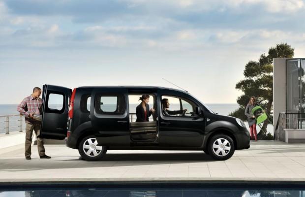 Renault Grand Kangoo - Länge für die dritte Reihe