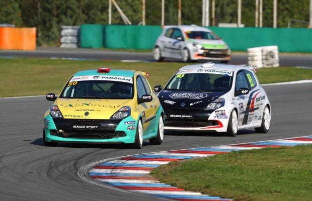 Renault Sport startet mit rund 30 Clios in die Bohemia Cup-Saison