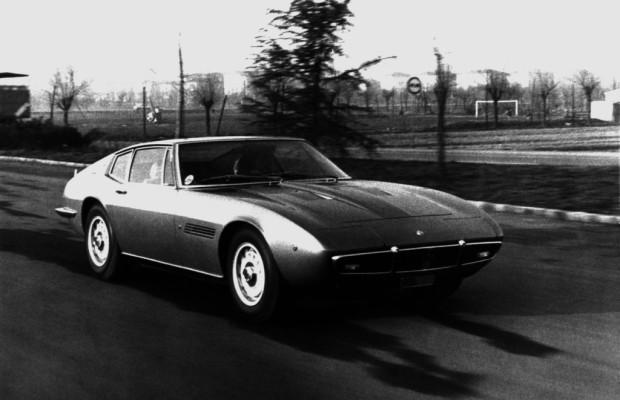Retro Classics 2012: Maserati zeigt über 30 Autos