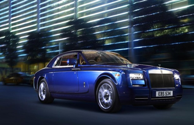 Rolls Royce Phantom Series II: Hightech und Handwerkskunst