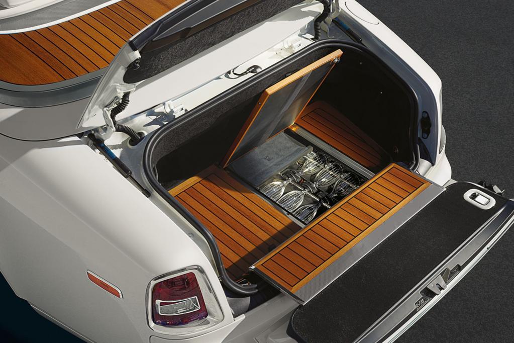 Rolls Royce Phantom Series II: Hightech und Handwerkskunst