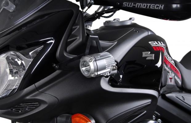 SW-Motech nimmt LED-Offroadscheinwerfer ins Programm