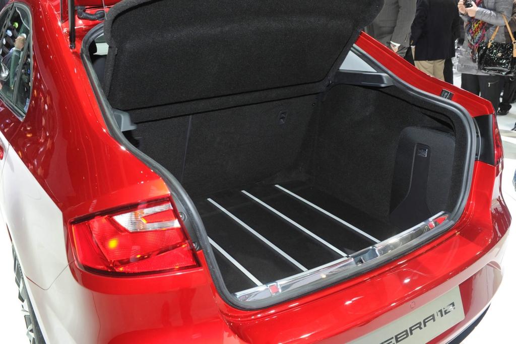 Seat Toledo Concept - Zurück zu den Wurzeln