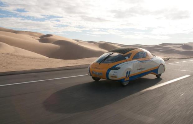 SolarWorld GT: Mit der Sonne um die Welt