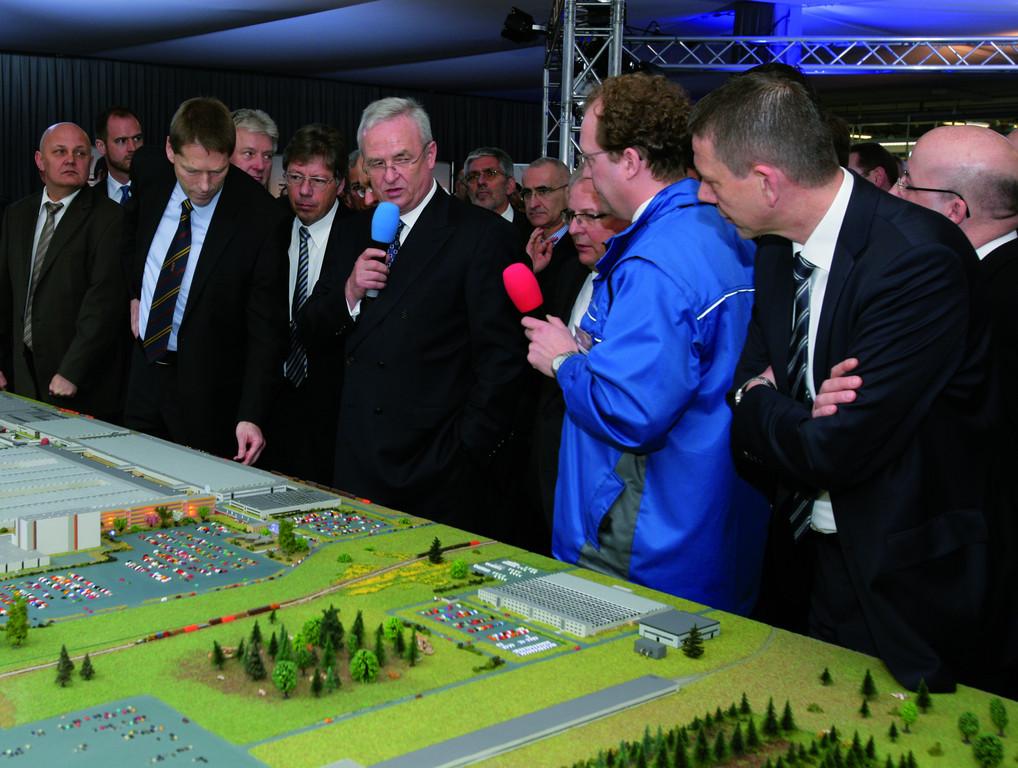 Standortsymposium bei Volkswagen in Emden