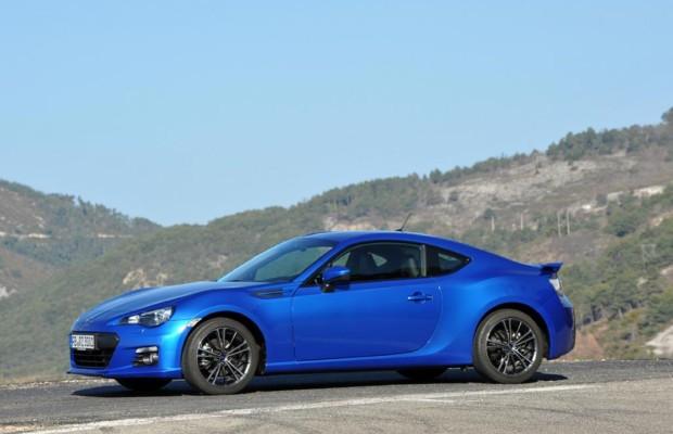 Subaru BRZ - Pures Vergnügen