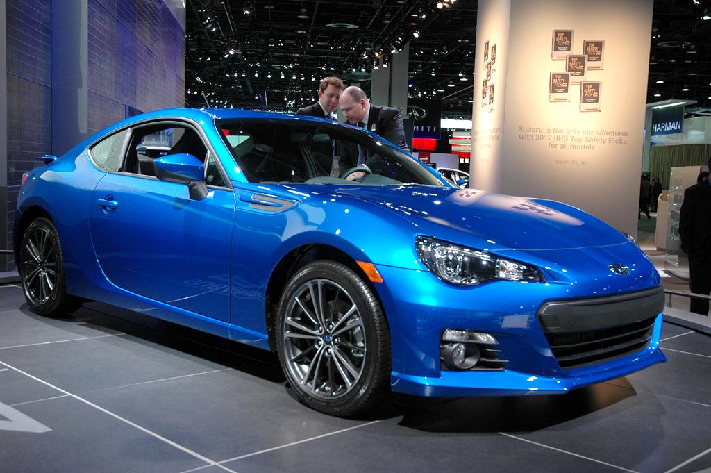 Subaru im auto.de-Gespräch: ''Es kommt zu 100 Prozent auf uns an''