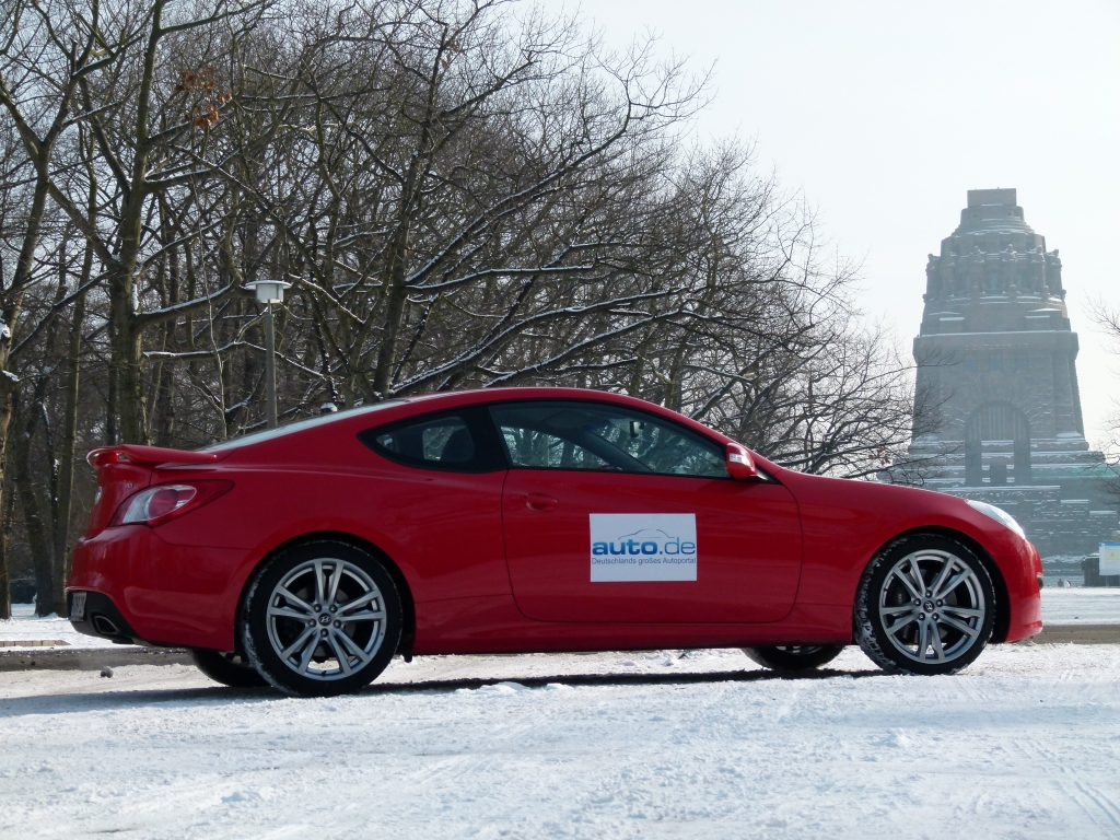 Test: Hyundai Genesis Coupé – Koreanisches Sportcoupé zu fairem Preis