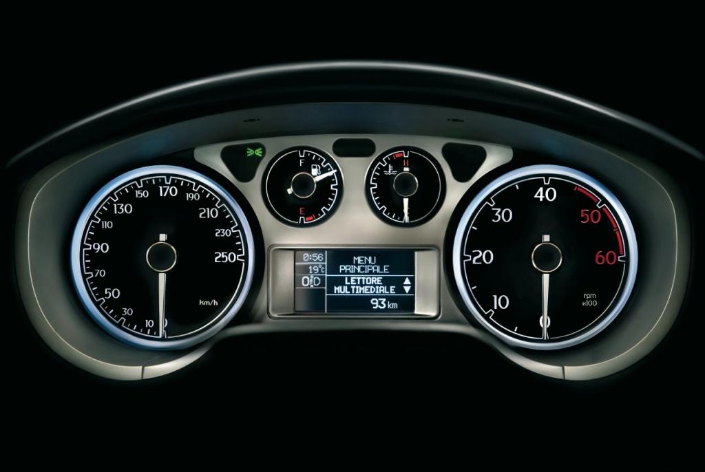 Test: Lancia Delta 1.9 Multijet - In Rufweite des Mainstream