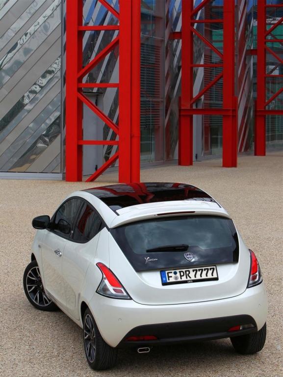 Test: Lancia Ypsilon Platinum 0.9 - Der Exzentriker