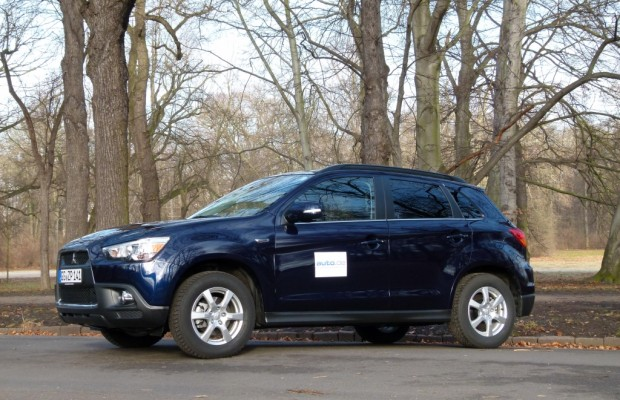Test Mitsubishi ASX 1.8 DiD Instyle 4WD ClearTec: Unaufgeregter Crossover mit Vollausstattung