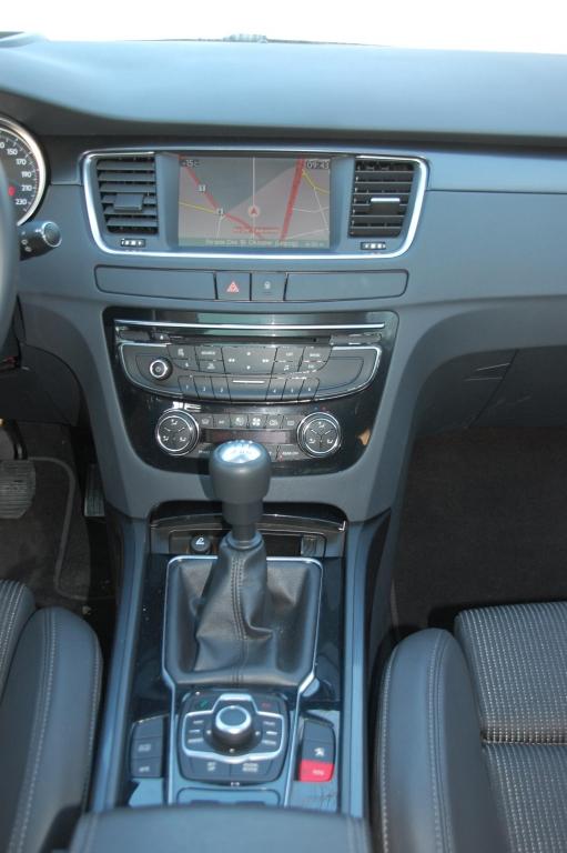 Test Peugeot 508 SW HDi FAP 140 Allure: Leipzig-Köln-Leipzig ohne nachzutanken