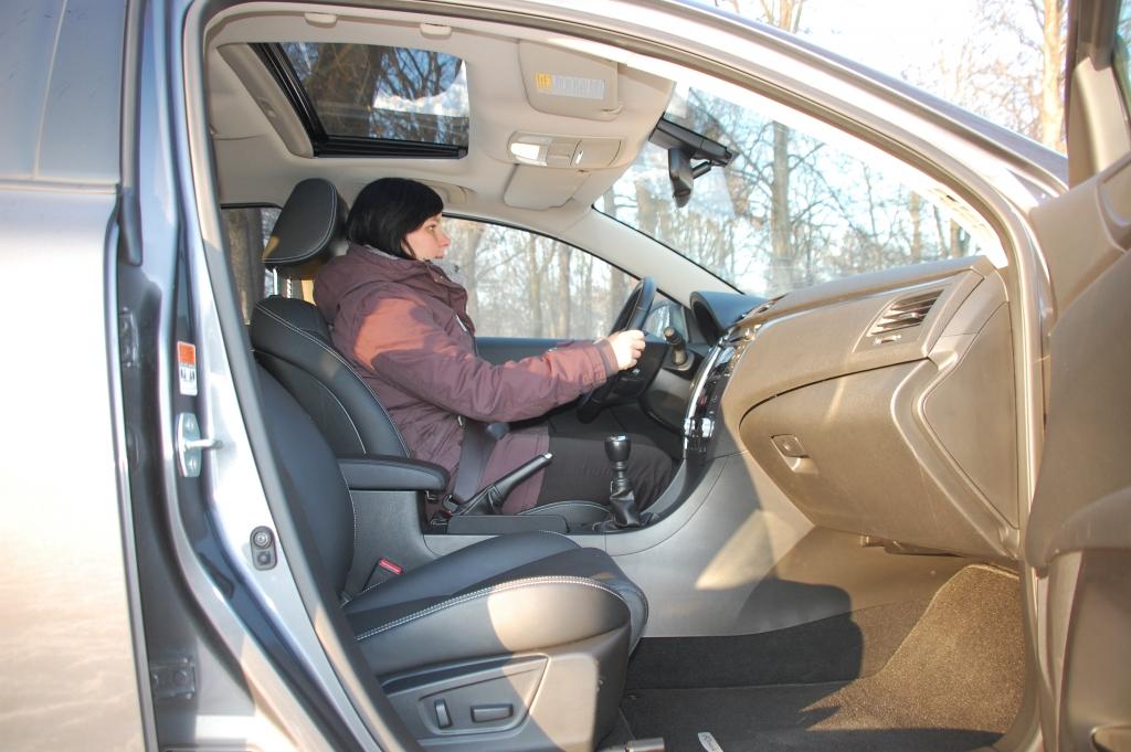 Test: Suzuki Kizashi - Vorbote großer Dinge