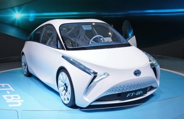 Toyota FT-Bh - Die übernächste Generation