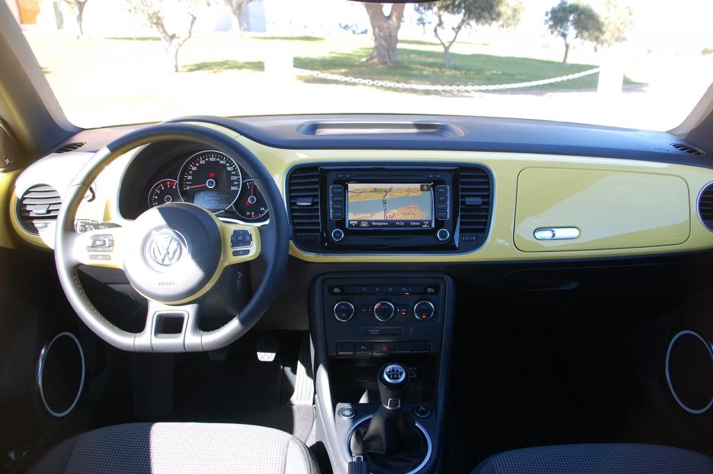 VW Beetle Turbo - Kleiner Hubraum, großer Fahrspaß