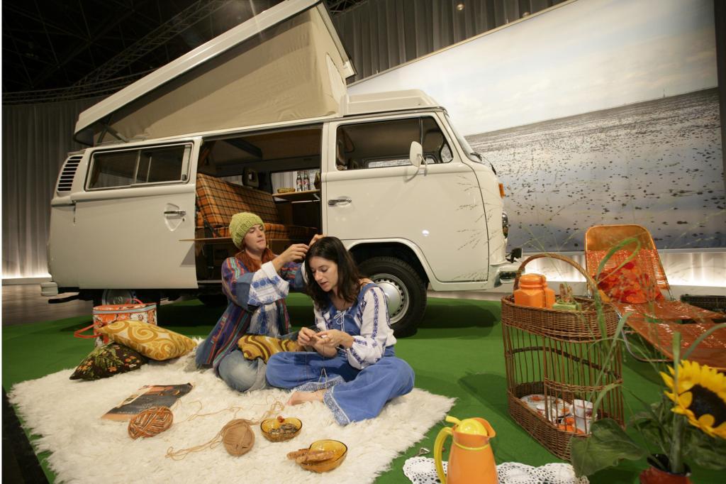VW Nutzfahrzeuge: Oldtimer-Restaurierung - Neue Lust an alten Lastern