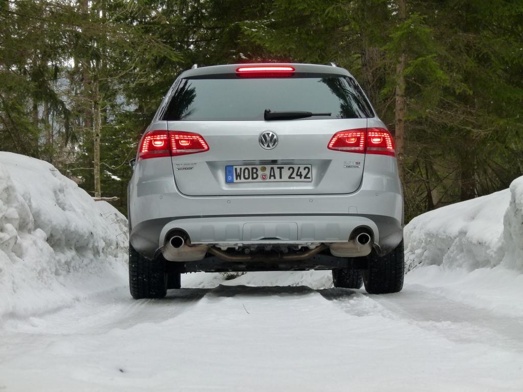 VW Passat Alltrack – Der richtige zum Pferde stehlen
