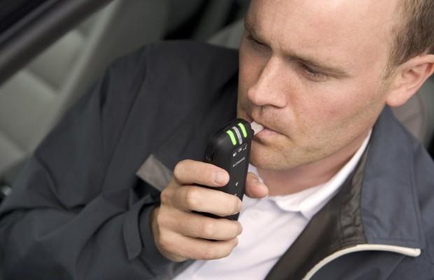 Verkehrssicherheit - Alkoholtest für Busfahrer