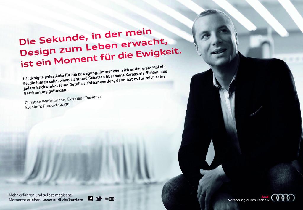Volkswagen-Konzern für Personalanzeigen ausgezeichnet