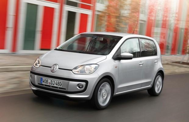 Volkswagen Up Fünftürer - Jetzt auch in praktisch